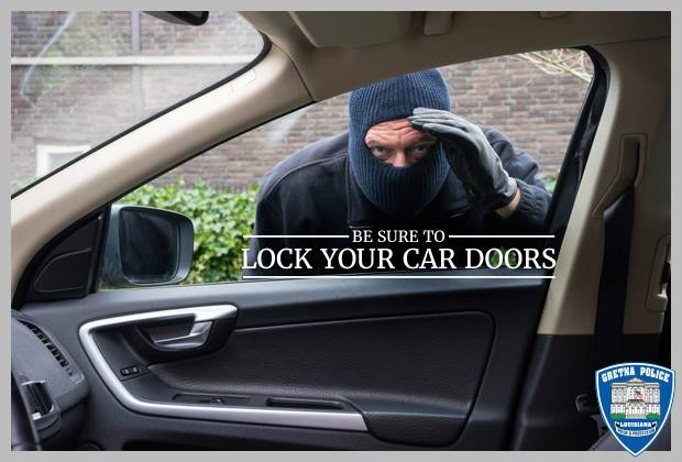 Lock Your Doors, Keep What's Yours…